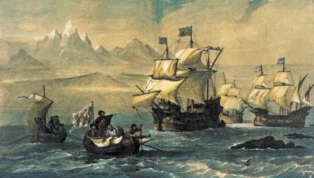 KONKURS: Wyprawa Ferdynanda Magellana dookoła świata